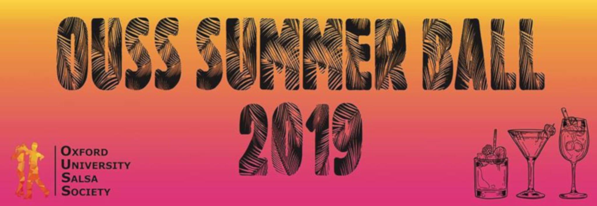 Summer Salsa Ball 2019